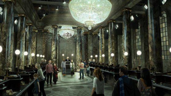 Warner Bros Harry Potter Studio Tour to open Gringotts Wizarding Bank